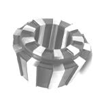 Pinces poussées rubber-flex