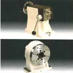 Contre pointes manuelles pneumatiques et hydrauliq